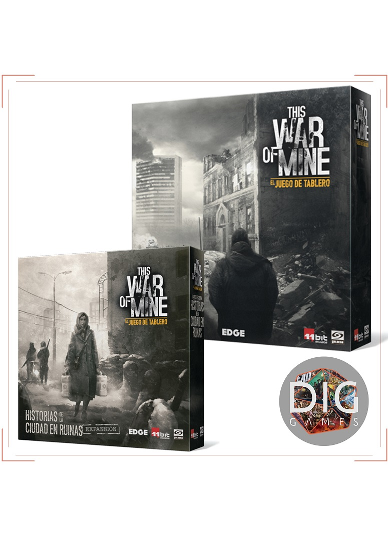 COMBO This War of Mine