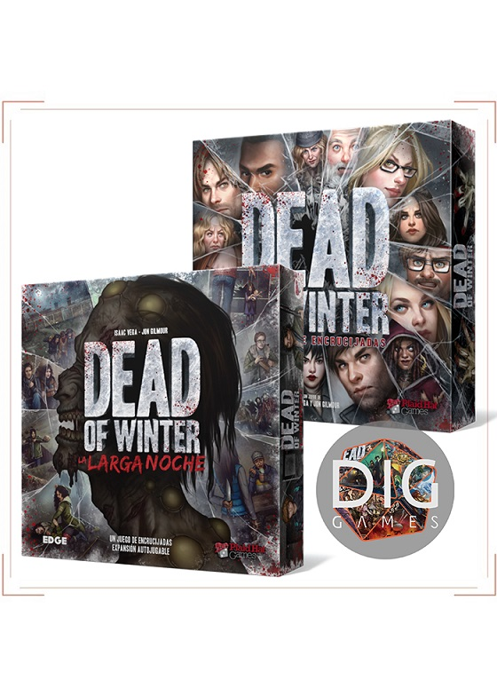 COMBO Dead of Winter