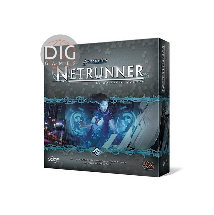 Android Netrunner - LCG
