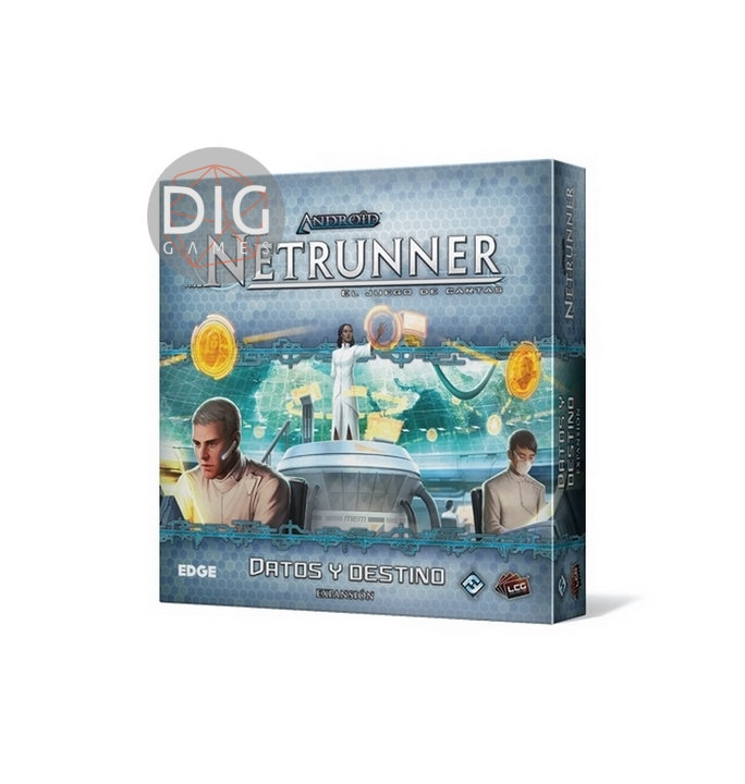 Android Netrunner Datos y Destino