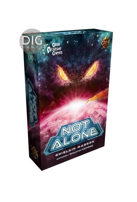 not alone juegos de mesa juegos de rol On not alone juego de mesa