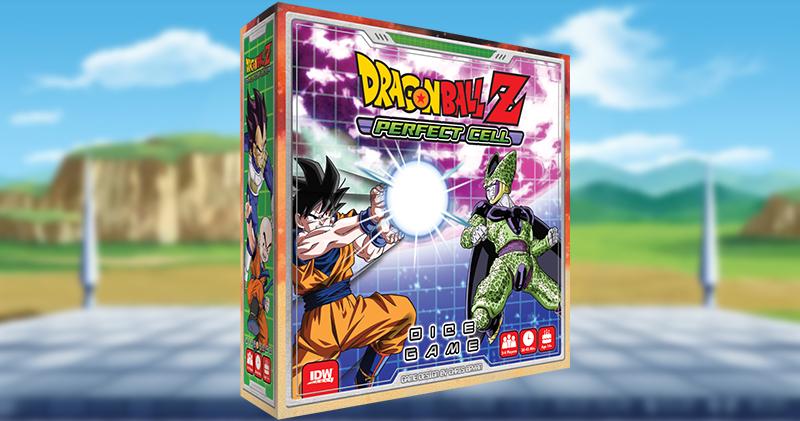 Dragon Ball Z Perfect Cell Anunciado Juegos De Mesa Juegos De Rol