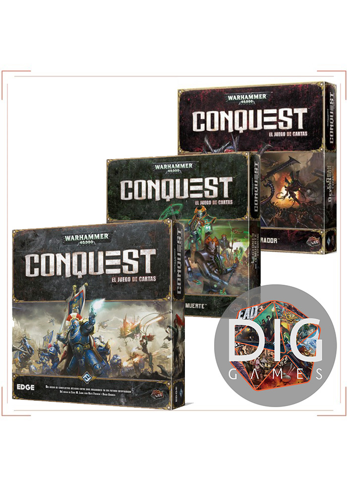 COMBO Warhammer Conquest