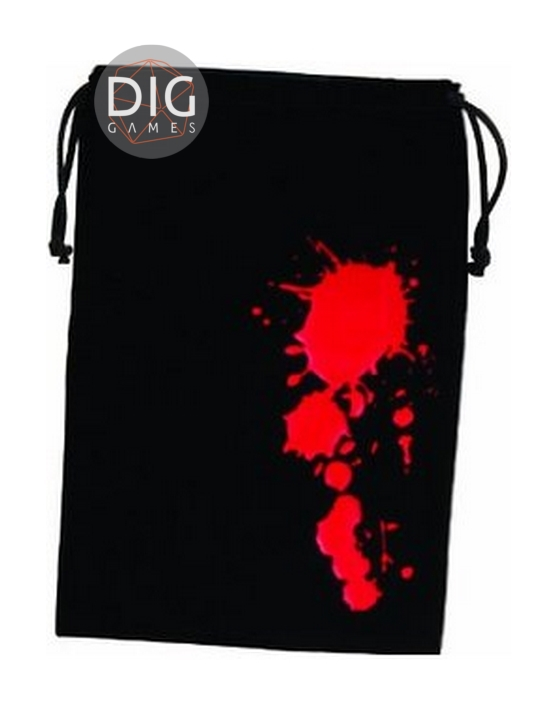 Dice bag Blood FFG