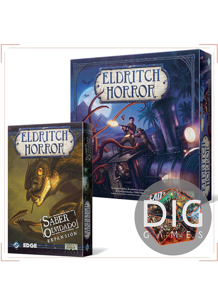COMBO Eldritch Horror